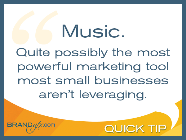 Leveraging Music In Marketing