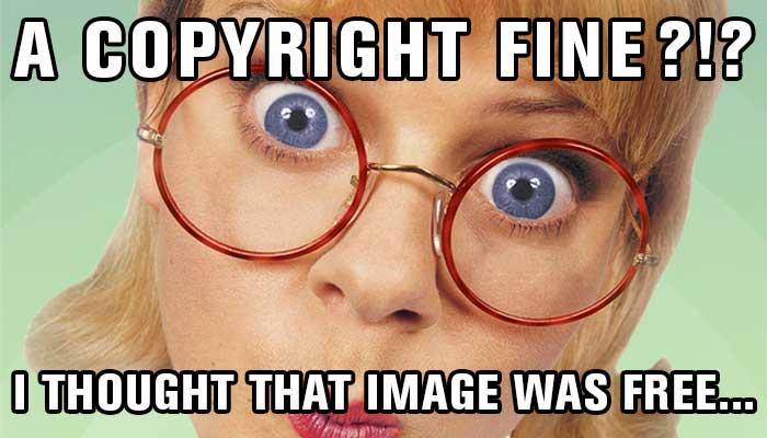 Image usage for visual marketing